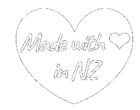 Made with  ❤️ in NZ