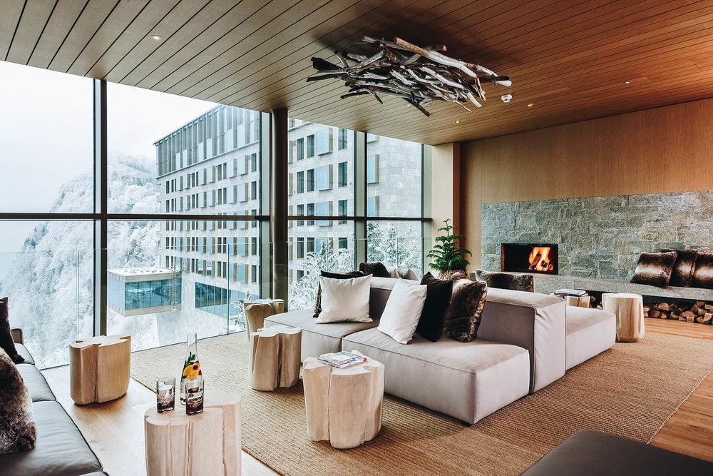 ALPLINE SPA | © Bürgenstock Hotels AG