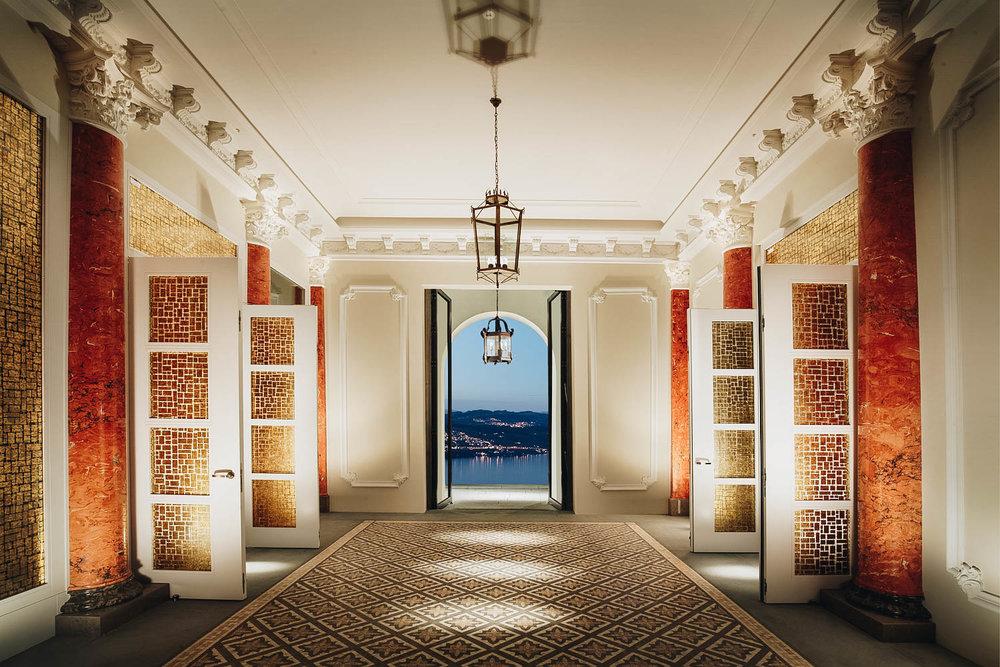 PALACE HOTEL |  © Bürgenstock Hotels AG