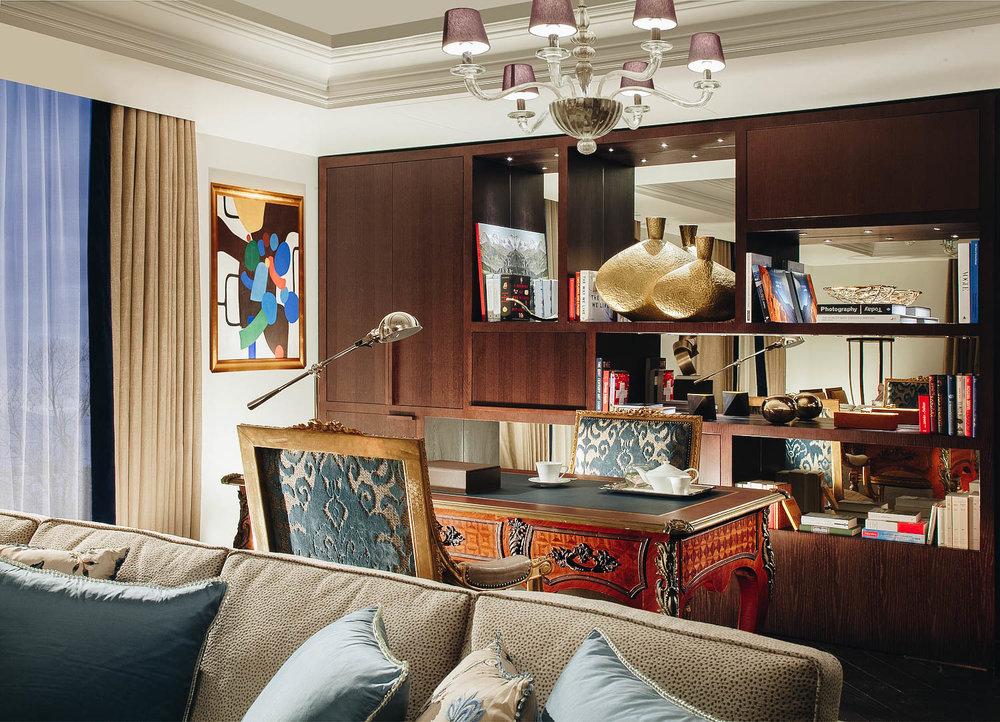 ROYAL SAVOY | © Bürgenstock Hotels AG