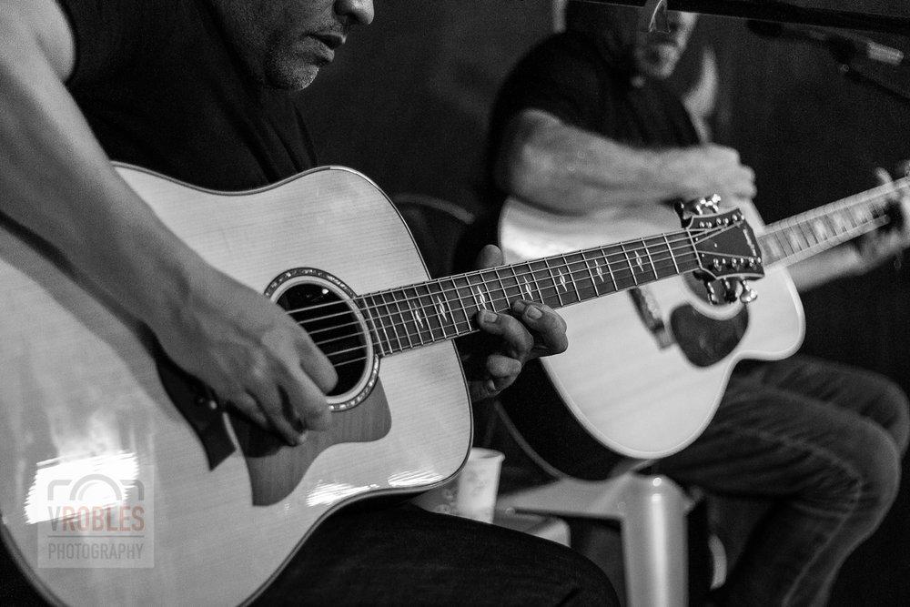 Ricky Laureano & Tito Auger