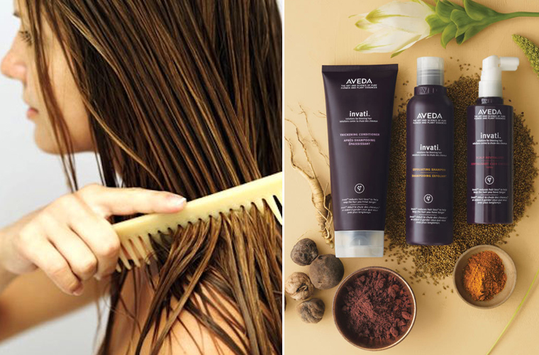 97% Natural  - INVATI Shampoo, Conditioner and Revitalizer