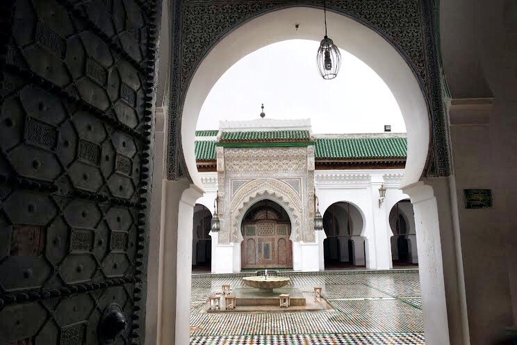 A peek inside the oldest university in the world
