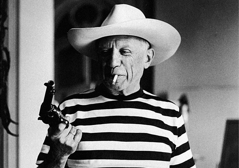 Picasso's iconic Breton stripe shirt was worn by members of the French Navy