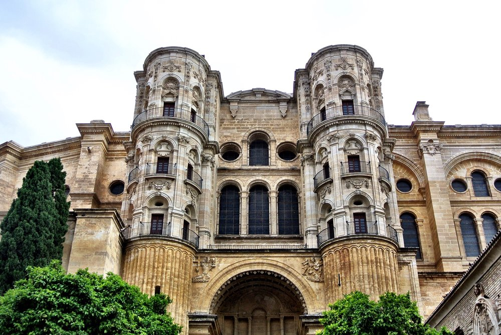 One of the highlights of Málaga Centro is its impressive cathedral