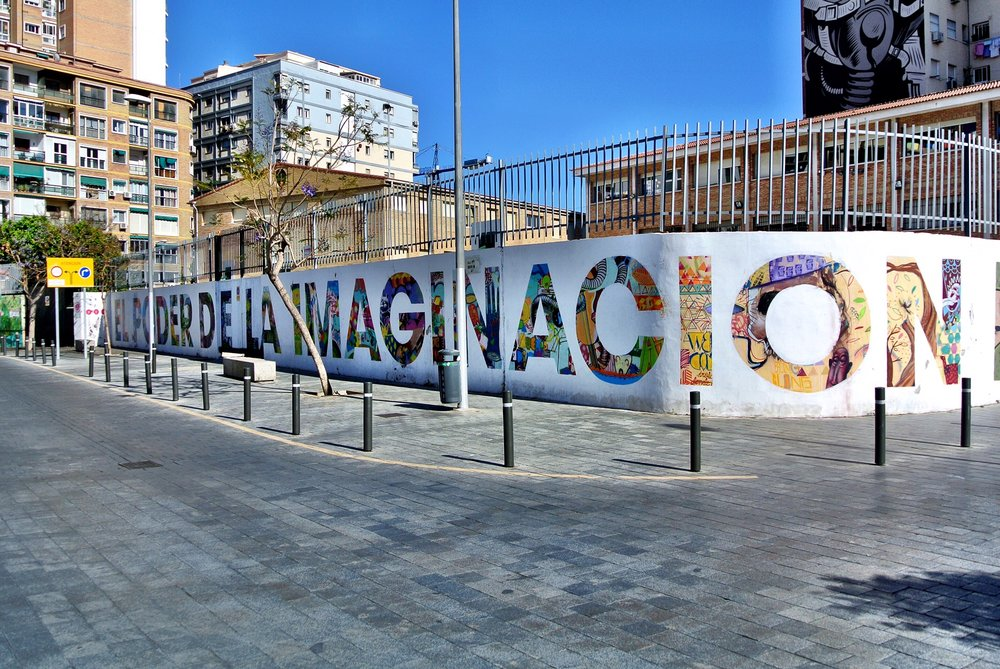El poder de la imaginacton: The Soho district shows the power of the imagination in action