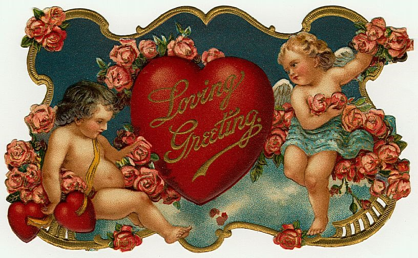 Valentine's Day wasn't always about cupids and hearts — or even love