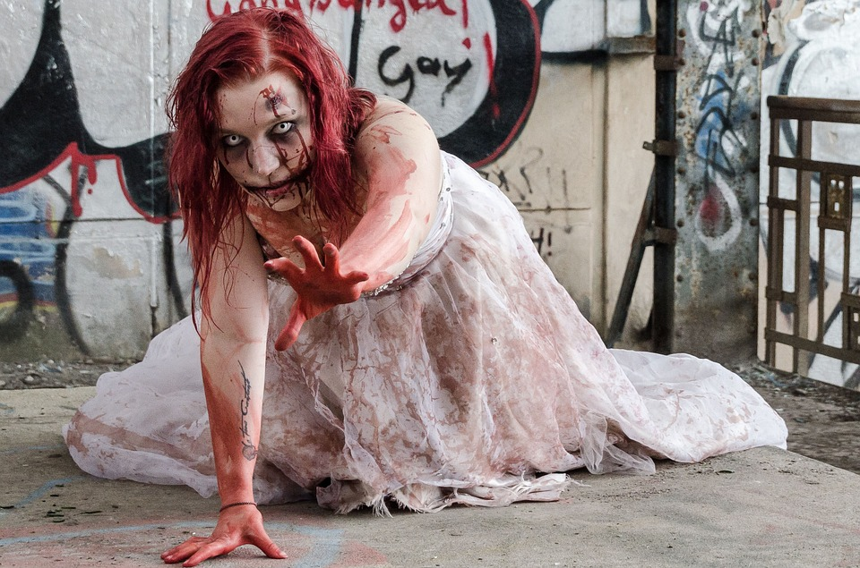 Zombies are corpses come back from the dead — and they're not the brightest of the undead