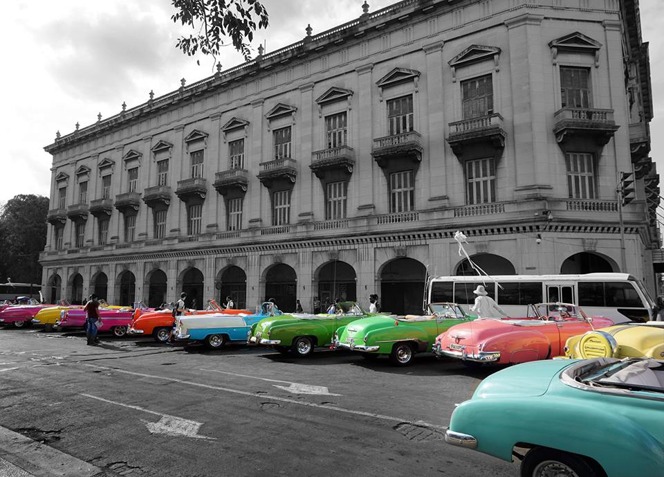 The streets of Havana are filled with classic American cars from the 1950s. You might say time stands still, after Fidel Castro's revolution and the subsequent U.S. embargo