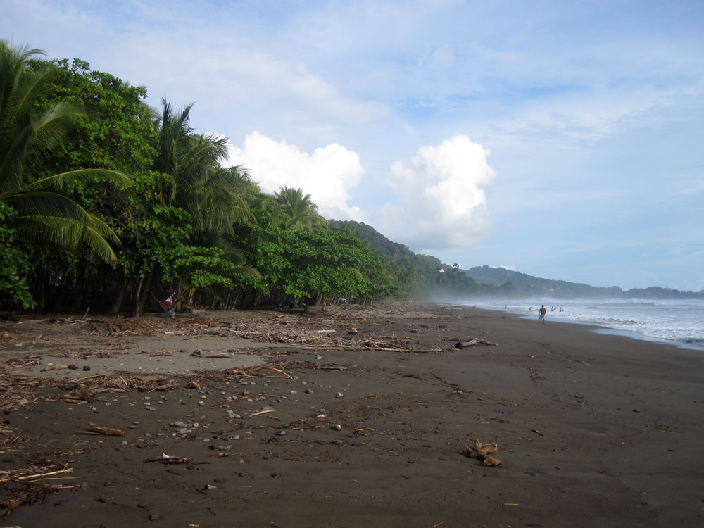 Dominical Beach is one of Costa Rica's best-kept secrets and a surfer's paradise