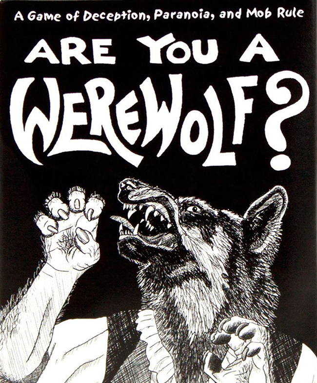 That's a good question. Have you been bitten by a werewolf lately? Eaten wolf brains? Made a deal with the Devil?
