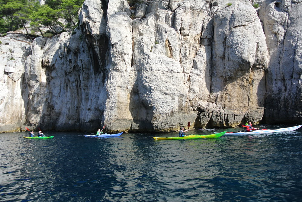 You can kayak, hike to a hidden beach, risk your life rock-climbing — or you can just take it all in on a boat excursion