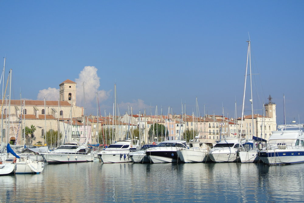 An on-the-fly decision brought us to La Ciotat, France
