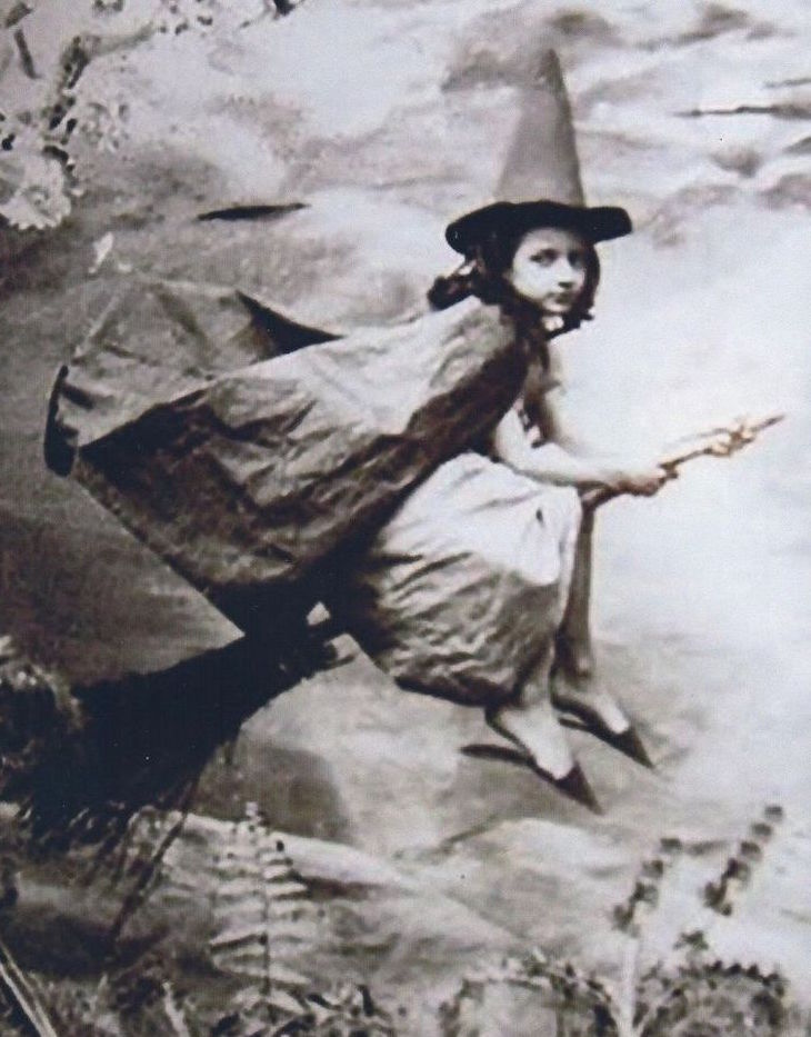 If a witch can't find a broom in your house, Norwegians think she'll leave you alone
