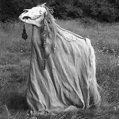The old Mari Lwyd just ain't what she used to be