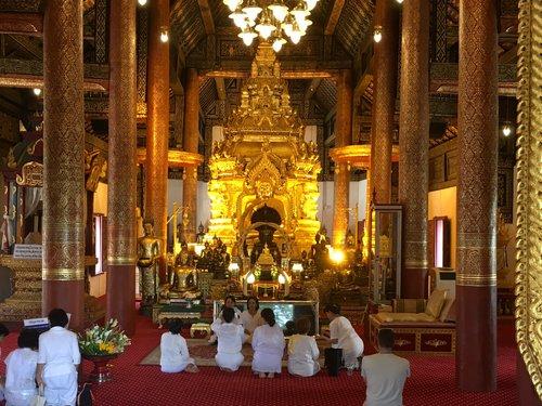 a5cf7729016a Wat Chom Thong and Vipassana Meditation Retreat