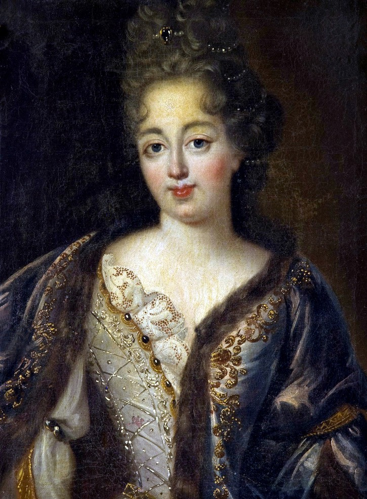Ismail proposed to Princess Marie Anne de Bourbon but was rejected