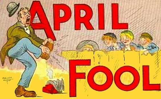 I'm not making this up: No one's 100% sure how April Fool's Day started, but it probably began when the New Year moved dates