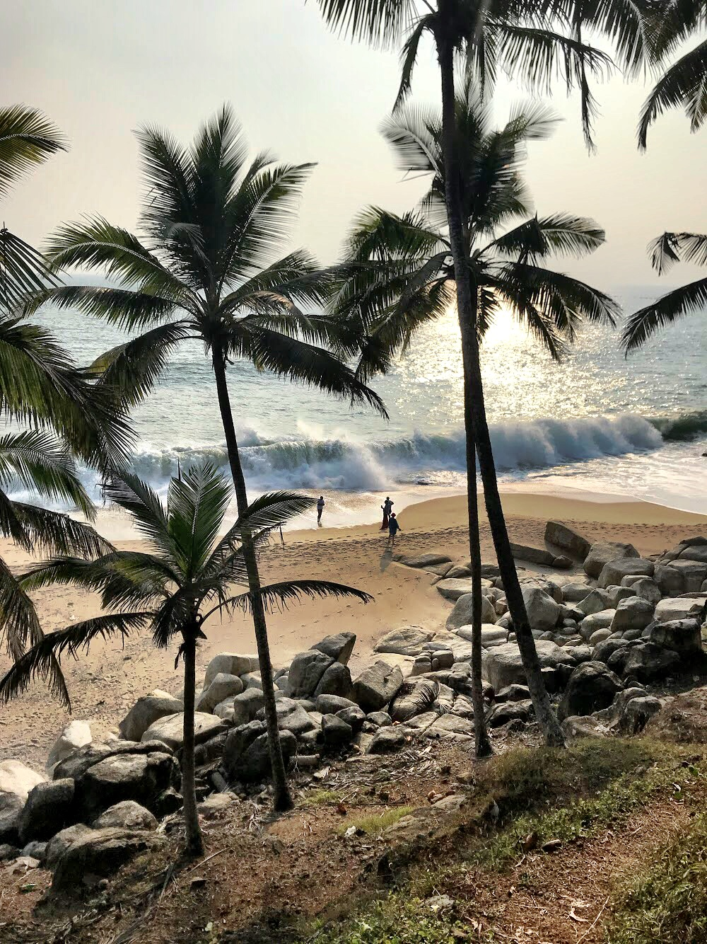 A stay in Kovalam isn't your typical Indian experience. As a beach town, it's much more laidback