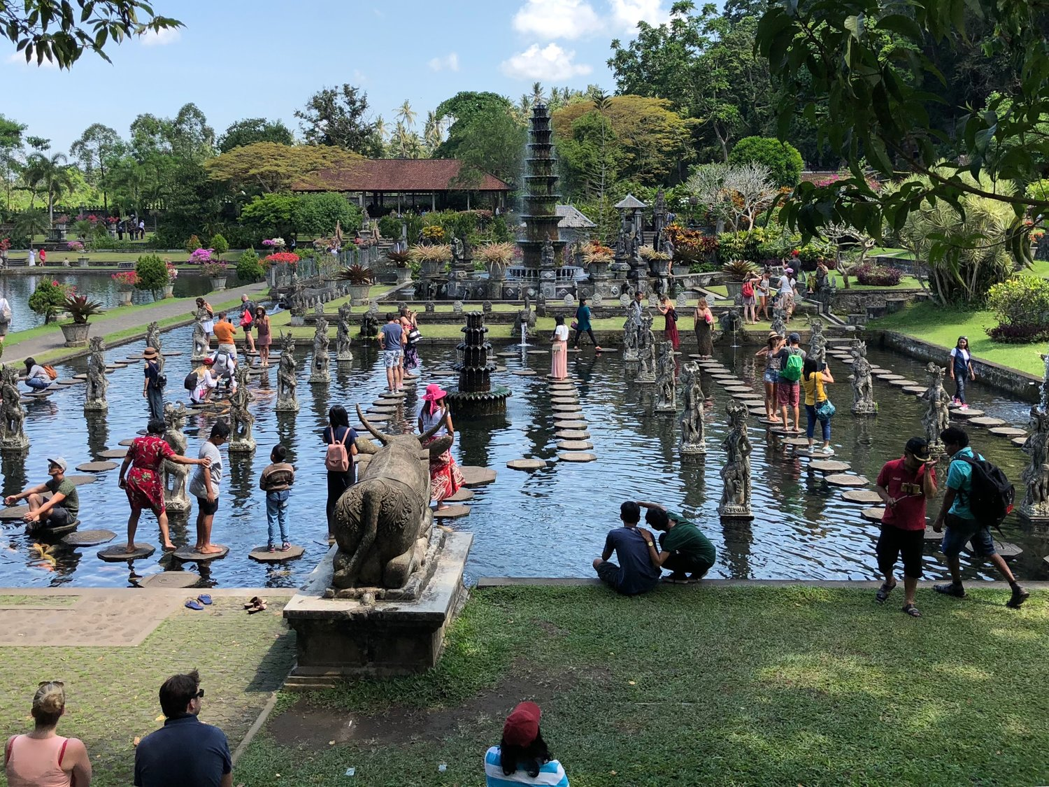 Tirta Gangga Royal Water Garden: The Splendors Of The Tirta Gangga Water Gardens