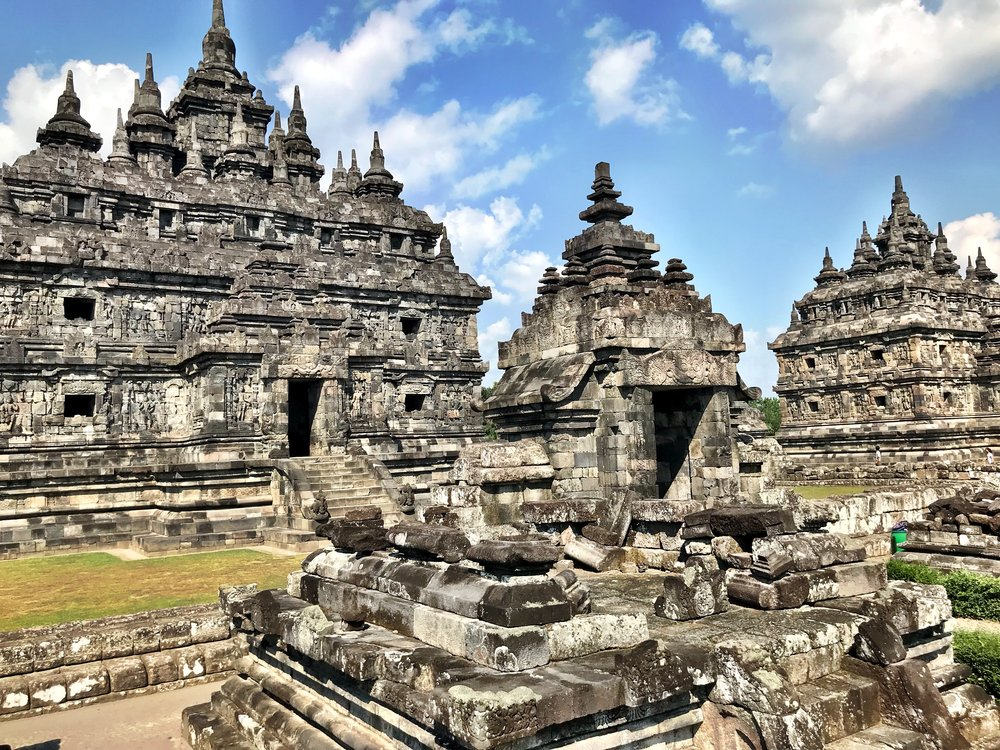 Plaosan is an often-overlooked addition to a day trip to Prambanan