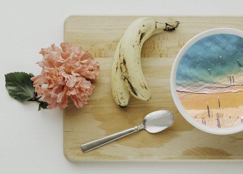 FOOD + TRAVEL -