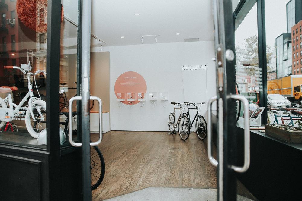 The 5TH x Tokyobike Pop-in Shop