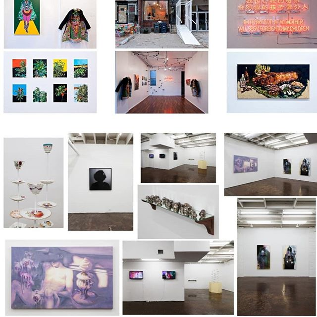 🖐🖐🖐 Hi friends. I finally got around to updating my website with projects from 2018.  Check out the amazing documentations done by @lauracfindlay and @molumphoto  Link in the bio! . . . #curator #canadianart #exhibition #curating #contemporaryart #artists #portfolio