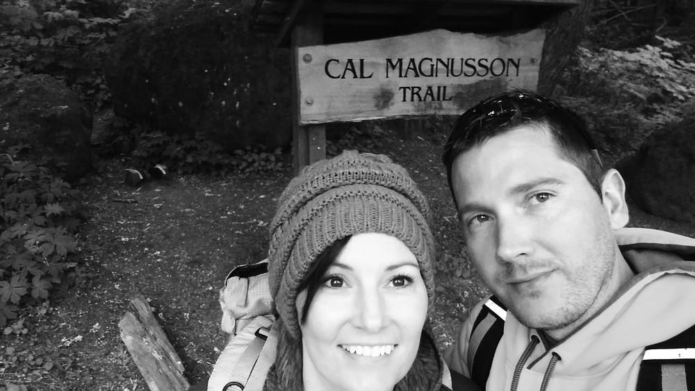 Cal Magnusson Trail at Pinnacle Peak