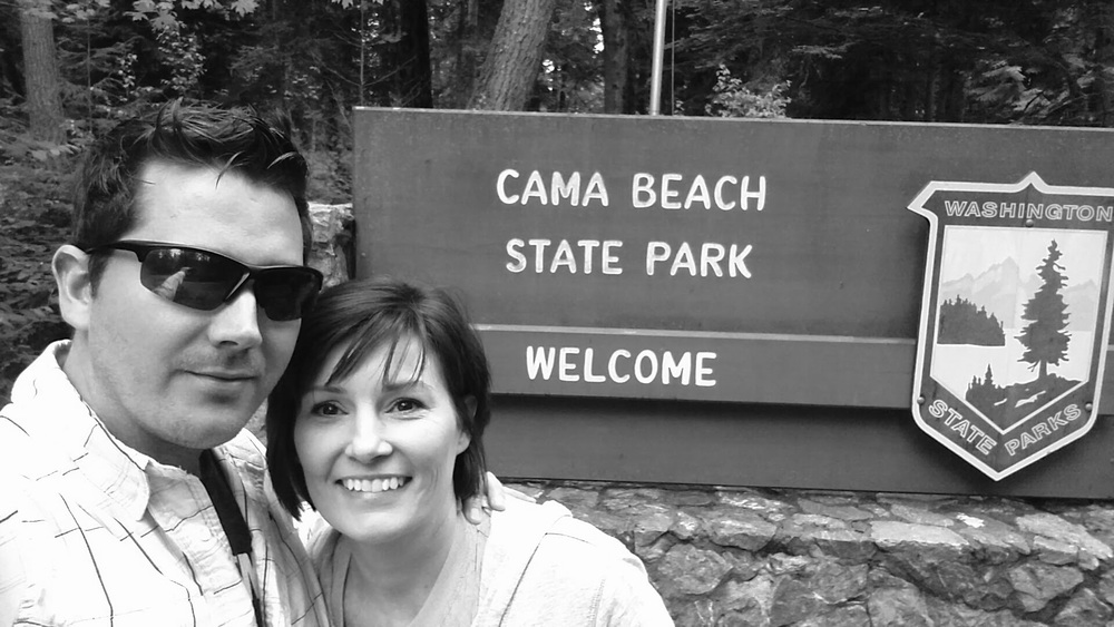 Welcome to Cama Beach State Park