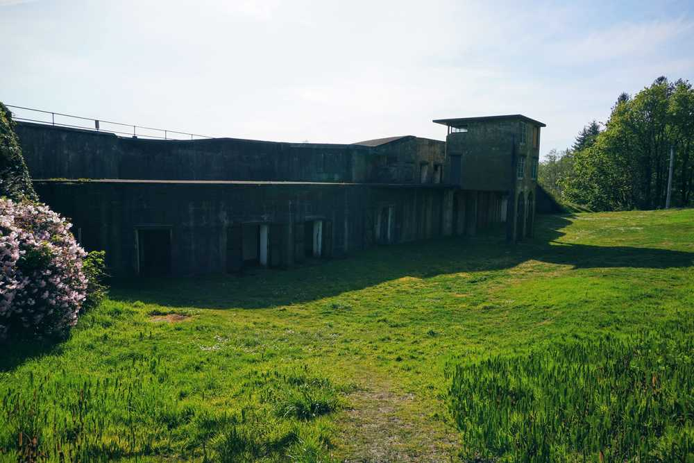 Fort Columbia State Park Battery