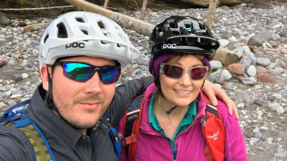 Pacific North Wanderers Biking the Carbon River Road
