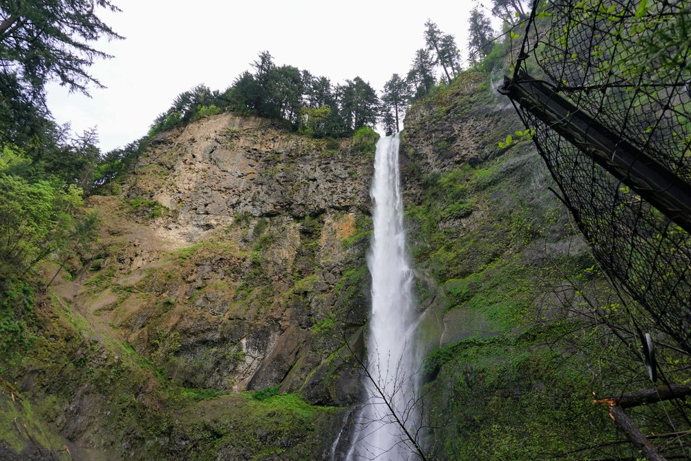 Waterfalls of Historic Columbia River Highway