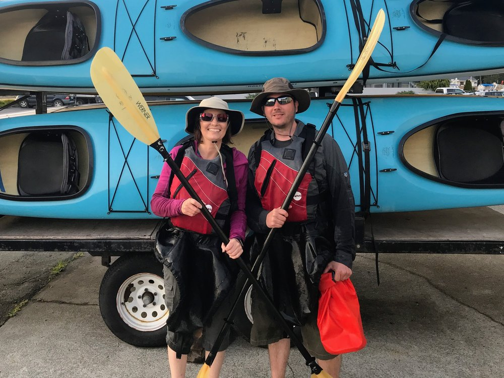 Anacortes Kayak Tours was a successful adventure!