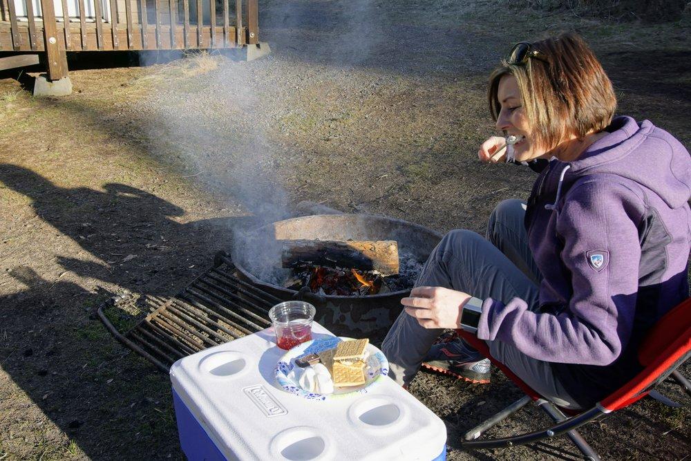 Campfire Snacks
