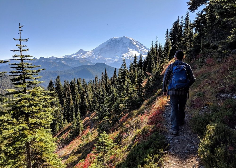 TRAIL REPORT: BEARHEAD MOUNTAIN