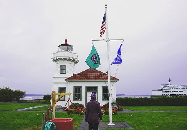 """Step Inside Three Washington Lighthouses"" is the title of our latest blog post! Read more on @kuhl's Born In the Mountains blog by clicking the link in our bio. 🙂 #pnw #lighthouse #mukilteolighthouse #pugetsound #wanderwashington #wanderlife #kuhl #borninthemountains"