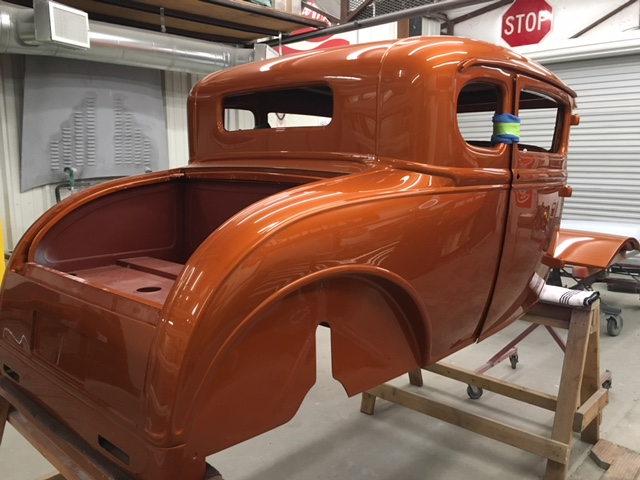 Hotrods kc 39 s paint shop for Kc paint shop