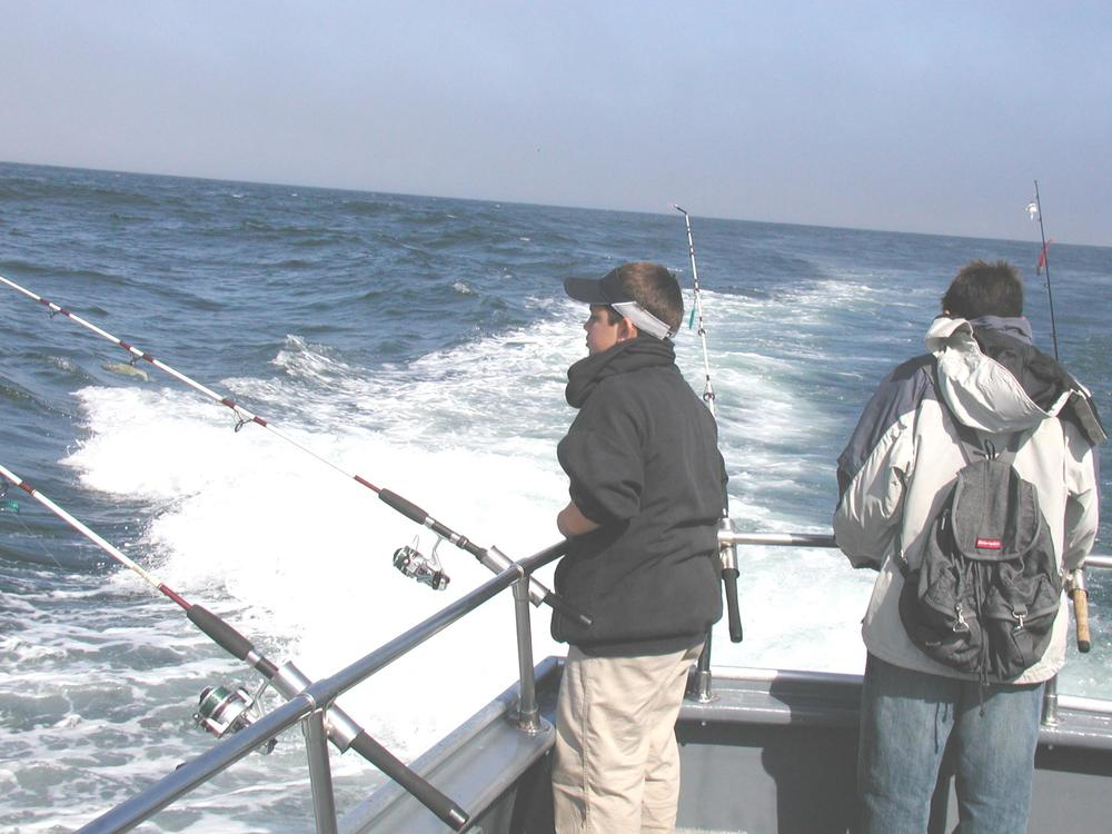 Deep Sea Fishing on the Surfrider