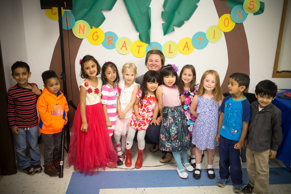 Preschool Promotion 2017