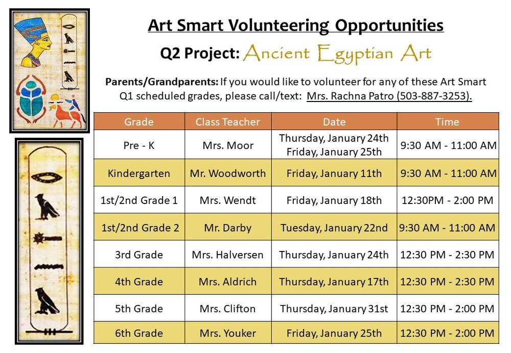 Q2 Ancient Egyptian Art 2018-19 Project ScheduleLandscape.jpg