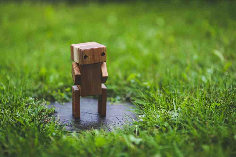 wooden storyteller