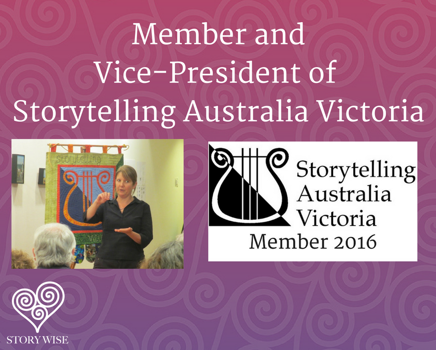 Kate Lawrence Vice President of storytelling Victoria