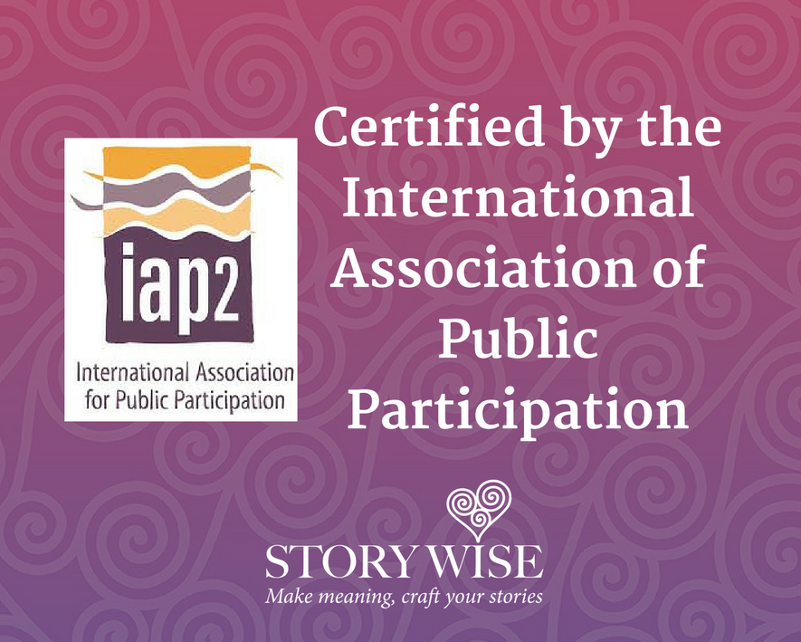 Kate Lawrence IAP2 Certified
