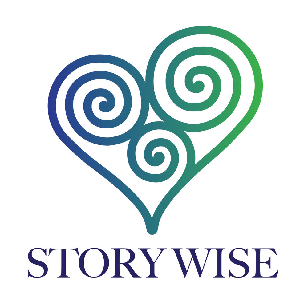Story Wise logo green