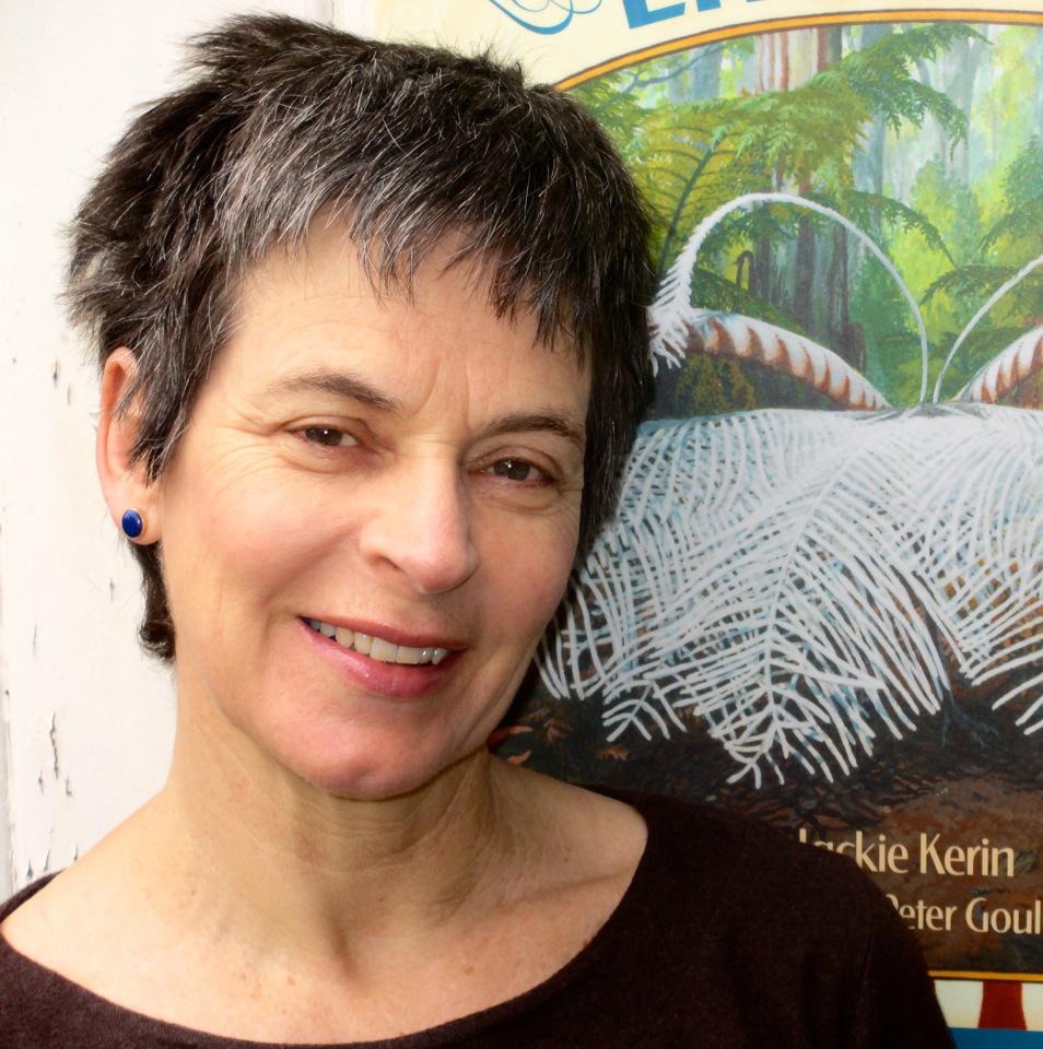 Jackie Kerin storyteller