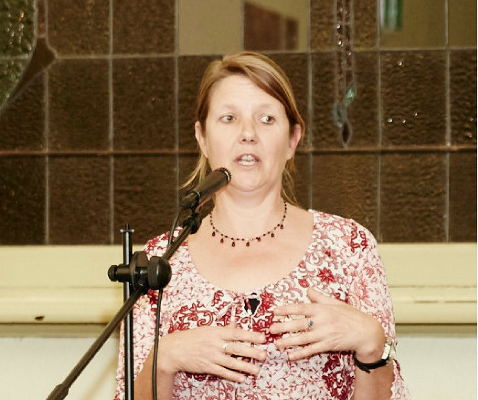 Kate Lawrence storyteller