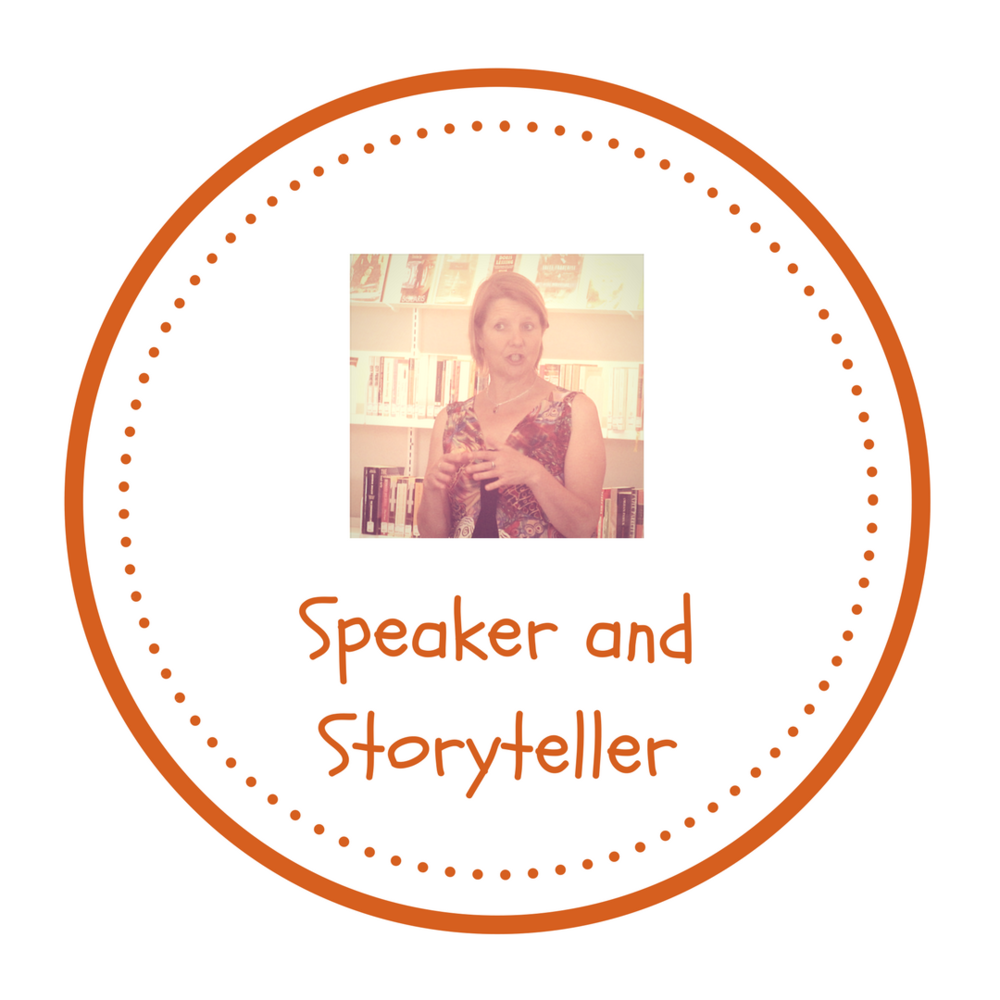 Speaker and storyteller