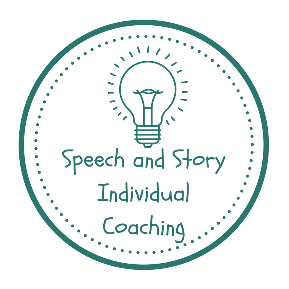 speech and story coach
