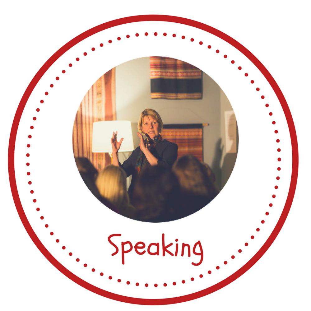 Kate Lawrence Speaker